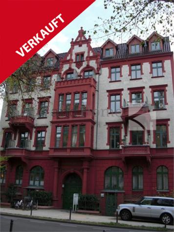 Vermietete Zwei-Zimmer-Wohnung im Gartenhaus nahe Stadtzentrum, 14469 Potsdam, Etagenwohnung