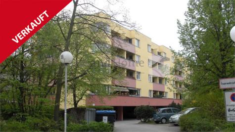 2 Zimmerwohnung mit Balkon zur Kapitalanlage, 12103 Berlin, Etagenwohnung