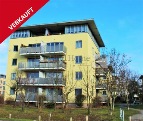 2 Zi -Wohnung mit Blk. u.Tiefgarage, 14476 Potsdam, Etagenwohnung