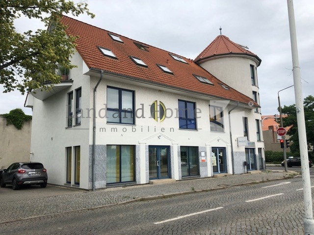Renditeobjekt in FürstenbergOder, attraktives Wohn- und Geschäftshaus, 15890 Eisenhüttenstadt, Wohn- und Geschäftshaus