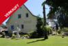 Top Lage Waldesruh, modernisiertes Einfamilienhaus mit wunderschönem Garten - Gebäudeansicht Gartenseite