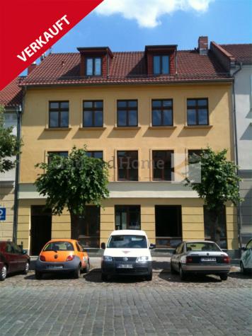 Wohn- und Geschäftshaus im Berliner Umland, Berliner Umland, Wohn- und Geschäftshaus