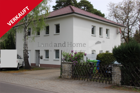 Modernes 2-Familienhaus mit großem Garten, 15345 Eggersdorf, Einfamilienhaus